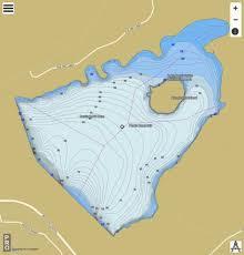 Lake Arrowhead Depth Chart Perris Reservoir Fishing Map Us_aa_ca_00247390