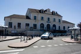 Montereau station