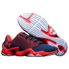 under armour outlet uk. buy online men\u0027s under armour ua phenom proto training shoes navy/red sale outlet uk