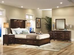 bedroom black painted ash wood king size bed awesome beige upholstered headboard bedspreads rug on