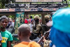 Haiti president assassination ...