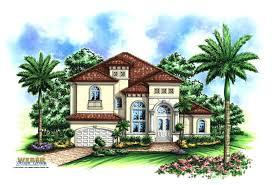 mediterranean beach house plans house plan coastal floor water mediterranean beach home plans