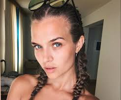 josephine skriver bronzer is probably not in josephine s voary as she sports one of the most beautiful natural tans we ve ever seen
