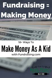 Teen fund raising idea