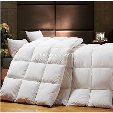 Free Shipping King Queen Full Twin Goose Down Doona Quilt Blanket ... & Free Shipping King Queen Full Twin Goose Down Doona Quilt Blanket Comforter  Duvet Or Make Any Adamdwight.com