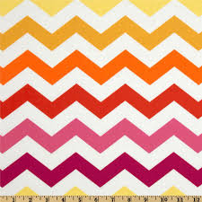 Michael Miller Stripes Chic Chevron Sun Yellow - Discount Designer Fabric -  Fabric.com