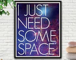 Image result for leave some space