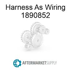 1890852 harness as wiring fits caterpillar aftermarket supply Aircraft Wire Harness at 3456 Caterpillar Wire Complete Harness Price