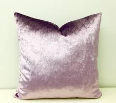 Etsy Throw Pillows Lilac Velvet Pillow Covers Lilac Purple Pillow Velvet Pillow