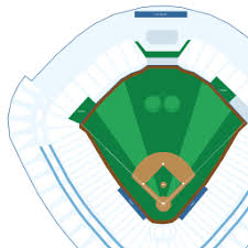 Guaranteed Rate Field Interactive Baseball Seating Chart