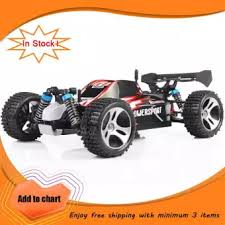 Taa Rc Mini Car Wltoys A959 2 4g 1 18 Scale Remote Control Off Road Racing Car Suv Toy Gift For Boy Red