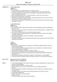 Audio Resume Audio Resume Samples Velvet Jobs