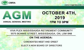 Meet And Greet Meeting Agenda Cmra Annual General Meeting And Candidates Meet And Greet At