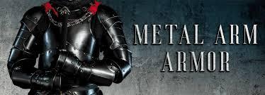 metal arm armour