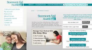 Access Stormontvail Patientcompass Com Stormont Vail
