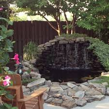 Small Picture Best 25 Pond waterfall ideas only on Pinterest Diy waterfall