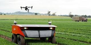 the future of agriculture the economist a truly automated factory like farm however would have to cut people out of the loop altogether that means introducing robots on the ground as well as