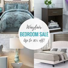 Wayfair Bedroom Furniture & Bedding Sale up to 70% off