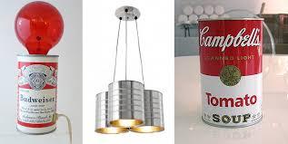 tin can lighting beach