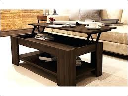 threshold coffee table coffee table espresso finish lift top oval set storage box round threshold parsons