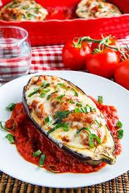eggplant parmesan boats closet cooking eggplant parmigiana olive garden