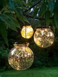 battery operated globe lights led fairy dust ball mercury glass globes