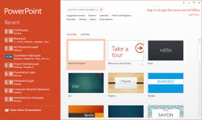 Design For Powerpoint 2013 Powerpoint 2013 Vs Powerpoint 2010 Whats New