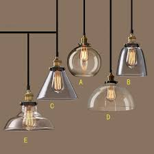 edison lighting fixtures. Nordic Vintage Glass Pendant Lamp American Country Kitchen Lights Fixtures Modern Edison Industrial Luminaire 110v 220v Lighting N