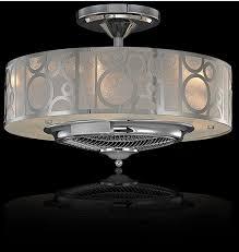home marvelous chandelier fan combo 0 ceiling 60 der chrome with crystal discs light kit 750