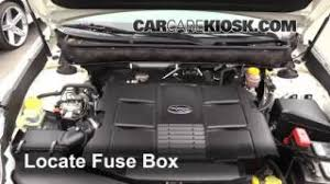 interior fuse box location 2010 2014 subaru outback 2011 subaru blown fuse check 2010 2014 subaru outback