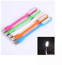 Combo 5 Đèn led dẻo gắn sạc dự phòng laptop hoặc coc sạc cực sáng