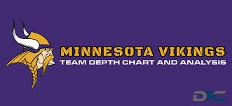 Minnesota Vikings Depth Chart 2016 Vikings Depth Chart