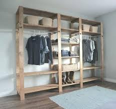 freestanding closet organizer systems closet organizer ideas diy freestanding closet organizer