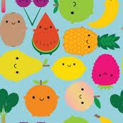 cute fruit wallpaper. Simple Wallpaper Fruit Bowl Blue With Cute Wallpaper L