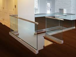 view larger image glass railings