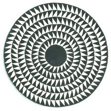 interior black and white round rug anprocom org complete fresh 0 black and white