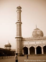 photo essay the jama masjid in sepia girl unstoppable you