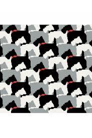 Vera Bradley Scottie Dog Pattern Awesome Decorating