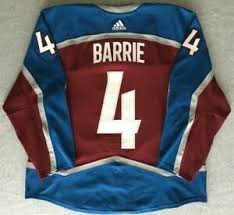 Lids also offers the most. Tyson Barrie Colorado Avalanche 2018 19 Game Worn Set 2 Jersey Coa Ebay