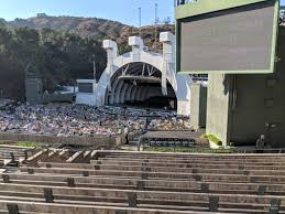 Hollywood Bowl Seating Chart Super Seats Hollywood Bowl Section F3 Rateyourseats Com