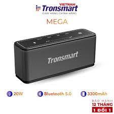 Loa Bluetooth 5.0 Tronsmart Element Mega - 40W Hỗ trợ TWS và NFC ghép đôi 2  loa - Hàng chính hãng - Loa Bluetooth