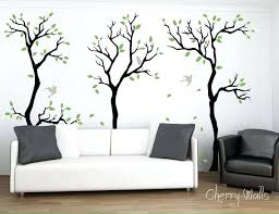 stickers for wall decoration forest wall decal wall decor removable matte vinyl by wall decoration stickers stickers for wall decoration