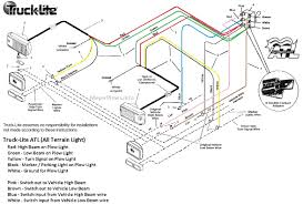 smith brothers services sealed beam plow light wiring diagram here is the original truck lite atl diagram some of our notes on it in case you want to wire them the way they were designed to work though we