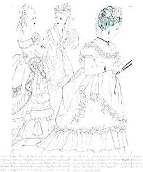 Coloring Pages Barbie Fashion Fashion Coloring Pages Fashion