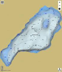 Cerulean Lake Fishing Map Ca_bc_cerulean_lake_192780
