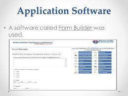 11 a called form builder was used