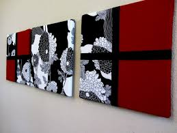 red black wall decor on red black white wall art with red black wall decor blogtipsworld