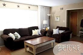 baby nursery delightful brown couch living room decorating ideas chocolate sofa blue decor medium