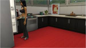 Rubber Flooring For Kitchen Mod The Sims Durable Rubber Floor Tiles