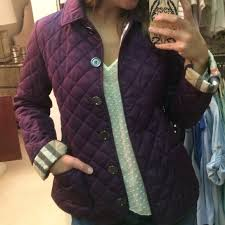 52% off Burberry Outerwear - BRAND NEW Burberry Brit Quilted ... & BRAND NEW Burberry Brit Quilted Jacket! Adamdwight.com
